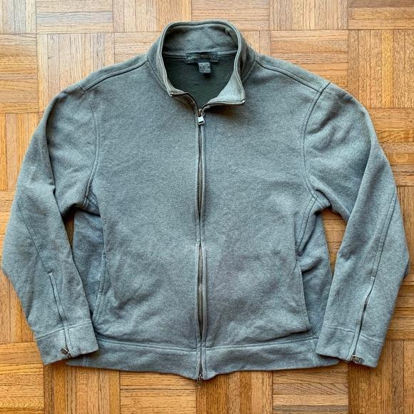 Banana Republic Jackets & Blazers - Banana Republic Women's Zip Fleece Jacket, Medium